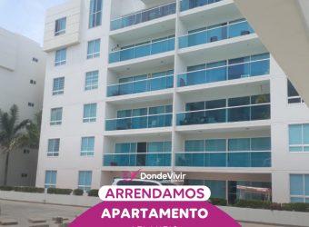 Apartamento en Edificio Atlantis