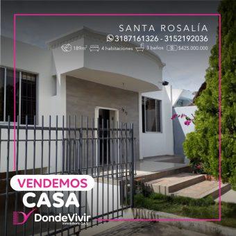 Casa en Santa Rosalia