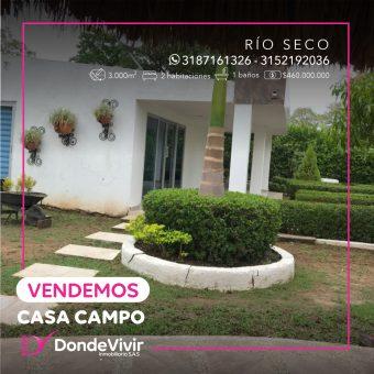 Casa Campo Río Seco