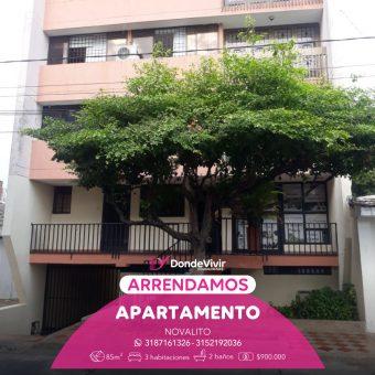 Apartamento en Edificio Novalito