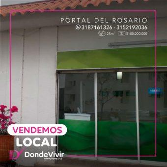 Local Portal del Rosario